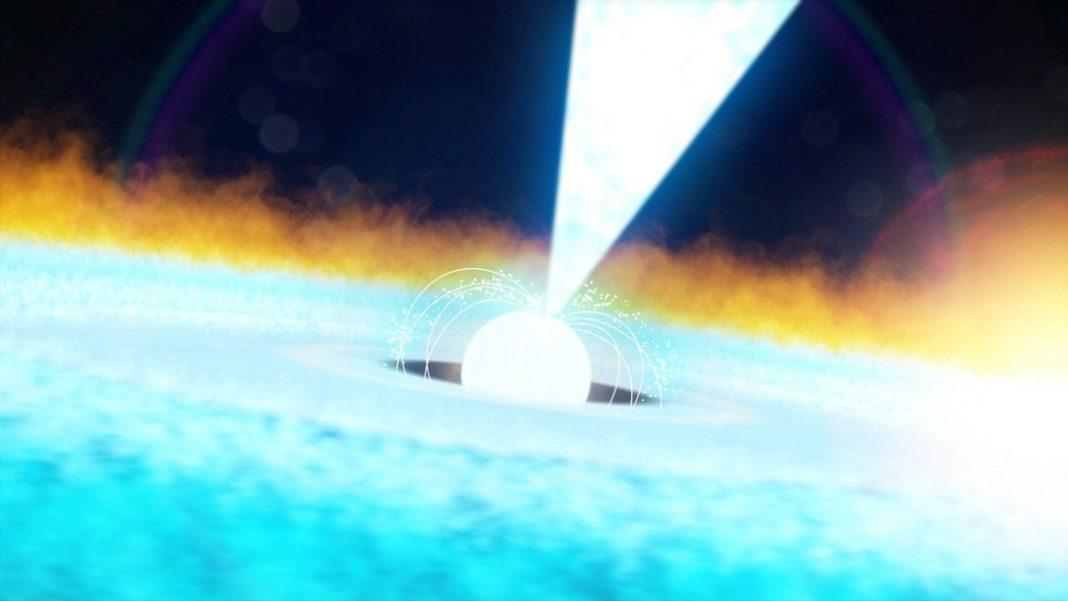 NASA detecta una explosión cósmica que liberó en segundos la energía del Sol en 10 días