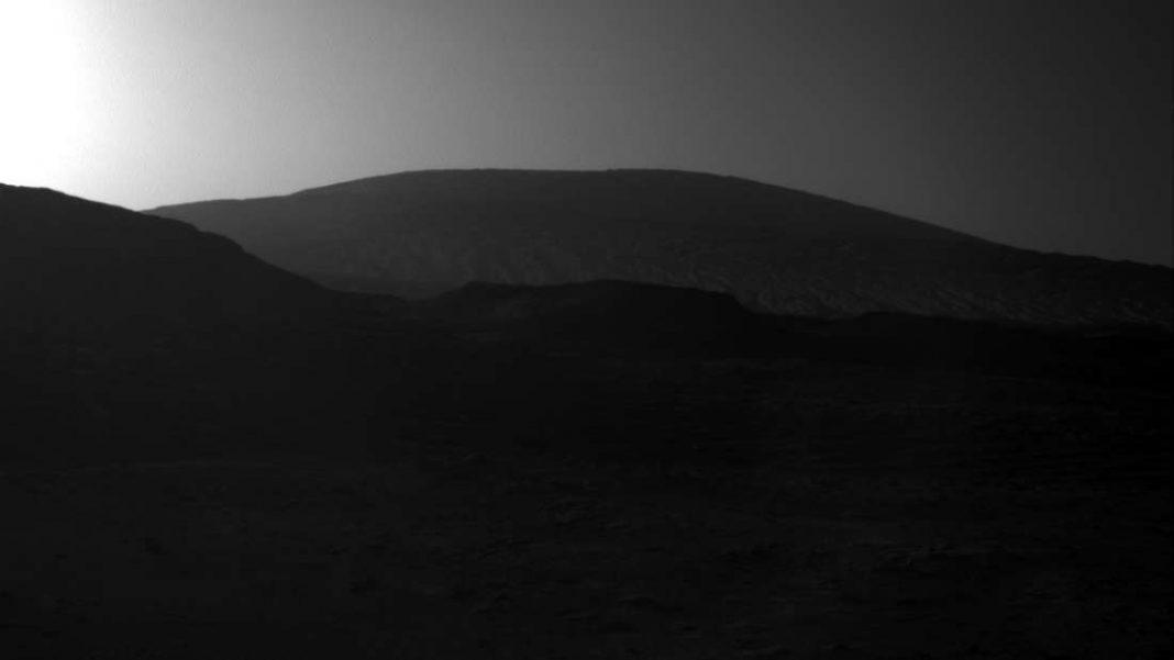 Amaneceres de Marte se parecen mucho a los de la Tierra