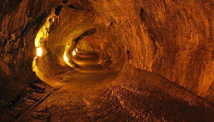 Estos tubos de lava podrían ser el lugar más seguro para que los exploradores vivan en Marte