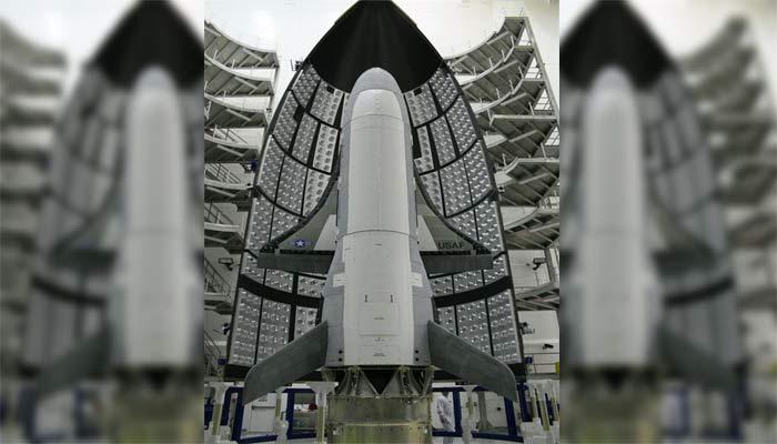 El avión espacial de alto secreto se lanzará en una misión científica no tan secreta imagen 1