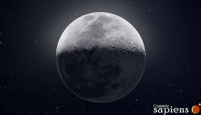 La Luna: ¿por qué deberíamos construir un acelerador de partículas allí?