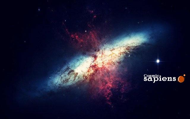 Galaxia Vía Láctea ha destrozado un grupo único de estrellas